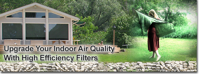 For Indoor Air Quality concerns in Lynchburg VA, choose us.